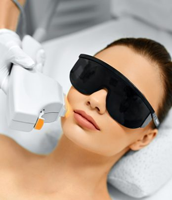 IPL Laser Rejuvenation – Half arm